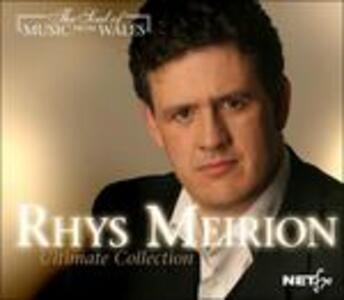 Ultimate Collection - CD Audio di Rhys Meirion