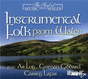 Instrumental Folk From - CD Audio