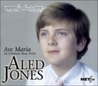 Ave Maria - CD Audio di Aled Jones