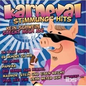 Karneval Stimmungs Hits - CD Audio