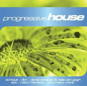 Progressive House - CD Audio