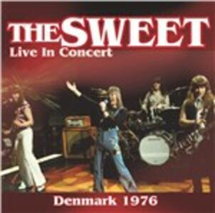 Live in Concert 1976 - CD Audio di Sweet