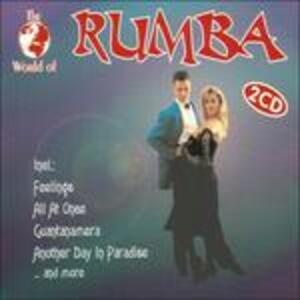 World of Rumba - CD Audio