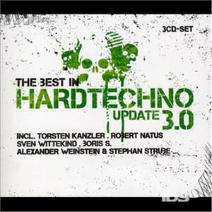 Best in Hardtechno 3 - CD Audio