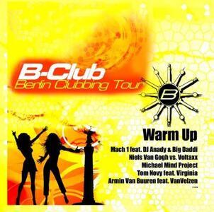 B.parade. Berlin Dance - CD Audio
