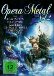 Opera Metal Vol. 2 - DVD