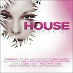 Hot House Session - CD Audio
