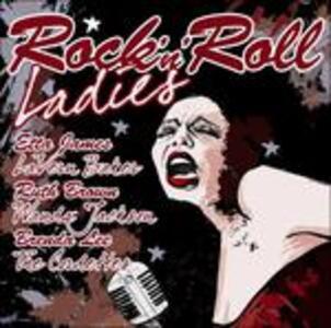 Rock 'n' Roll Ladies - CD Audio
