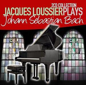 Plays Bach - CD Audio di Jacques Loussier