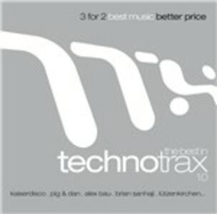The Best in Techno Trax - CD Audio