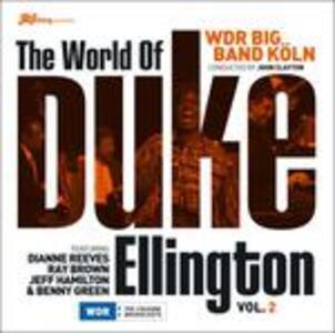 The World of Duke Ellington part 2 - Vinile LP di WDR Big Band