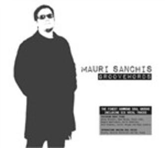 Groovewords - CD Audio di Mauri Sanchis