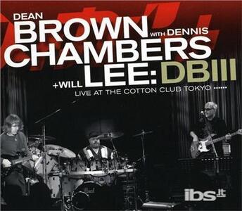Db Iii - CD Audio di Dean Brown