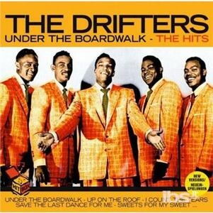 Under the Boardwalk - CD Audio di Drifters