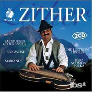 Zither - CD Audio