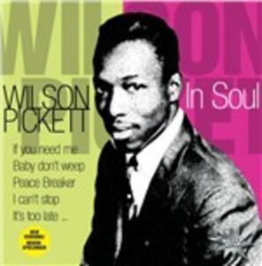 In Soul - CD Audio di Wilson Pickett