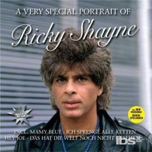 A Very Special Portrait - CD Audio di Ricky Shayne