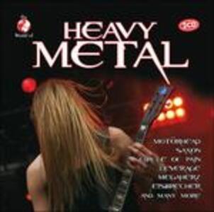 World of Heavy Metal - CD Audio