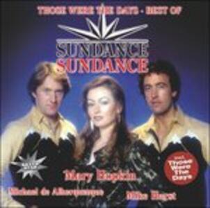Those Were the Days - CD Audio di Sundance