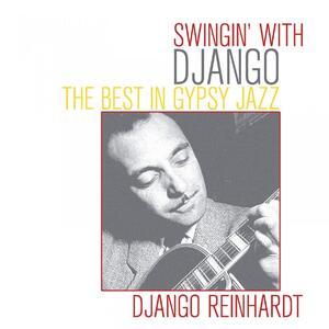 Swingin' with Django - CD Audio di Django Reinhardt