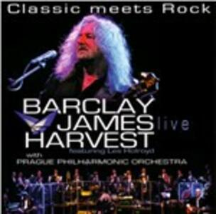 Live. Classic Meets Rock - CD Audio di Barclay James Harvest