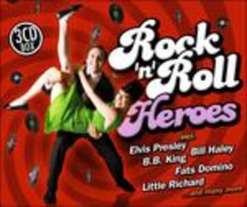 Rock 'n' Roll Heroes - CD Audio
