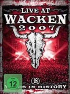 Film Live at Wacken 2007