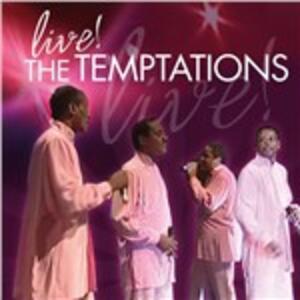 Live! - CD Audio di Temptations