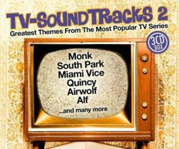 Tv Soundtracks 2 (Colonna Sonora) - CD Audio