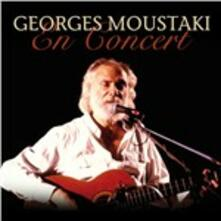 En Concert - CD Audio di Georges Moustaki
