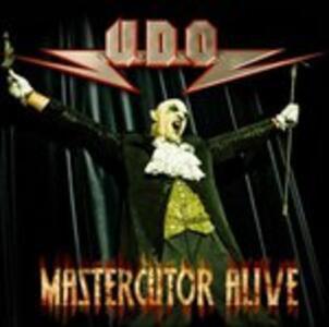 Mastercutor Alive - CD Audio di UDO