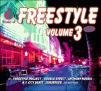 World of Freestyle vol.3 - CD Audio