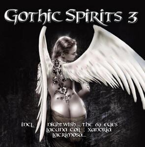 Gothic Spirits 3 - CD Audio