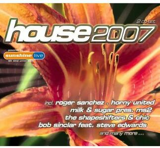 House 2007 - CD Audio