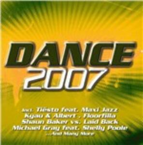 Dance 2007 - CD Audio