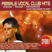 CD Female Vocal Club Hits