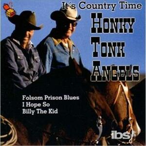 It's Country Time. Honk Tonk - CD Audio