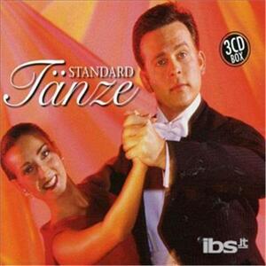 Standardtanze - CD Audio