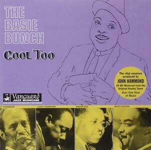 Cool Too - CD Audio di Basie Bunch