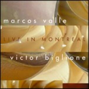 Live in Montreal - CD Audio di Marcos Valle