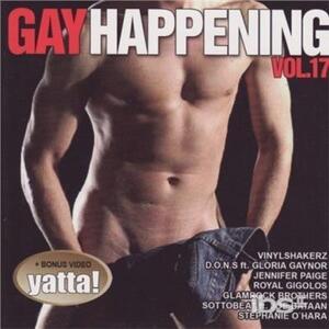 Gay Happening 17 - CD Audio