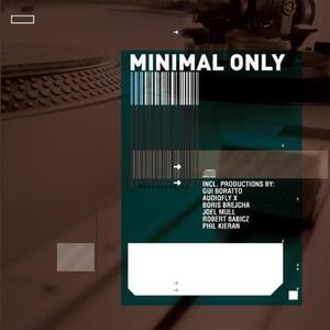 Minimal Only - CD Audio