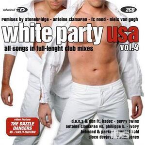 White Party Usa vol.4 - CD Audio