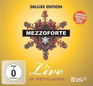 Live in - CD Audio di Mezzoforte