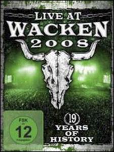 Film Live at Wacken 2008