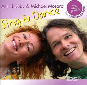 Sing & Dance - CD Audio