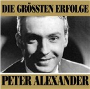 Grossten Erfolge - CD Audio di Peter Alexander