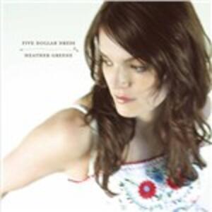Five Dollar Dress - CD Audio di Heather Greene