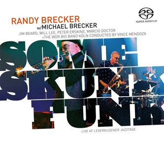 Film Randy Brecker, Michael Brecker. Some Skunk Funk