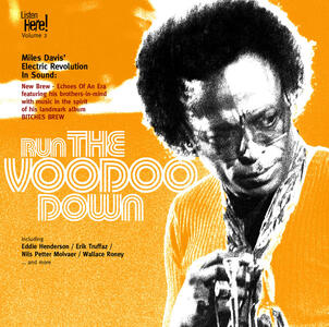 Run the Voodoo Down - CD Audio